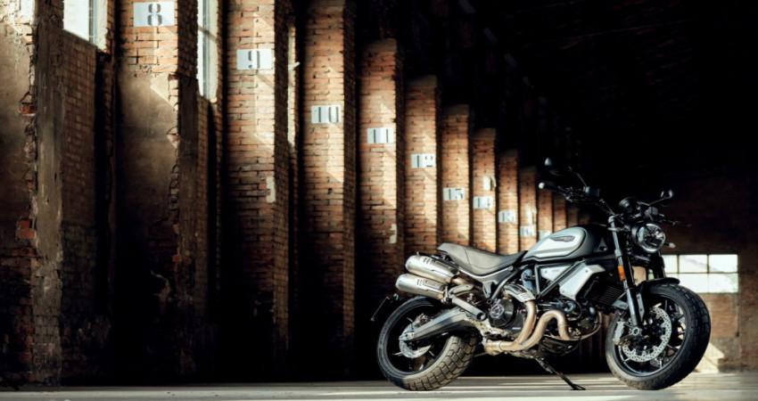 Ducati Scrambler 1100 Dark Pro: Phiên bản mới tuyệt đẹp của nhà Scrambler