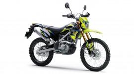 """""""Cào cào"""" Kawasaki KLX150BF SE 2021 màu xanh Neon cực bắt mắt"""