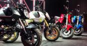 5 điểm nổi bật của Honda GROM 2020
