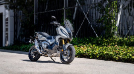 Honda X-ADV 2021 trình làng với thiết kế mới, công suất lớn hơn