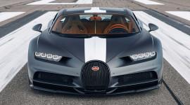 Bugatti Chiron Les Legendes Du Cie chỉ có 20 chiếc, giá 3,4 triệu USD