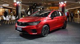 Honda City Hatchback 2021 - Đẹp như Audi, lu mờ xe Hàn?