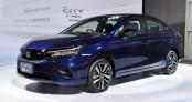 Honda City e:HEV 2021 ra mắt, tiêu thụ chỉ 3,6 lít/100 km