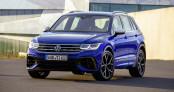 VW Tiguan R 2021 tăng tốc nhanh hơn Porsche Cayenne Turbo S đời đầu