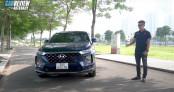 Mua Hyundai SantaFe máy dầu hay Honda CR-V?