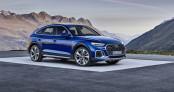 Audi Q5 Sportback 2021 - Sẵn sàng đối đầu BMW X4 và Mercedes GLC Coupe