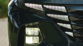 Tìm hiểu hệ thống đèn chiếu sáng trên Hyundai Tucson 2022