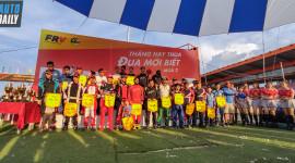 Toàn cảnh giải đua xe Go-Kart lớn nhất từ trước đến nay tại Việt Nam