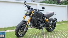 Ducati Scrambler 1100 Sport Pro 2020 có giá từ 536 triệu đồng tại Việt Nam