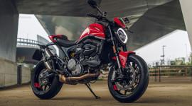 Ducati Monster 2021 ra mắt, động cơ mạnh 111 mã lực
