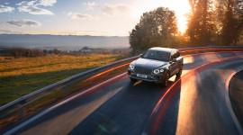 Bentley Bentayga V8 mới trình làng, đẳng cấp và sang trọng hơn