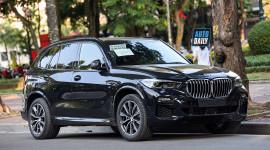 BMW X5 xDrive 45e M-Sport 2020 đầu tiên về Việt Nam