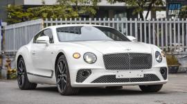Khám phá chi tiết Bentley Continental GT V8 2020 bản kỉ niệm 100 năm