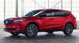 Acura MDX 2022 chính thức ra mắt, giá từ 46.900 USD