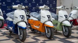Thaco sẽ lắp ráp và phân phối xe máy Peugeot tại Việt Nam