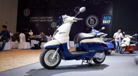 Thaco ra mắt xe máy Peugeot Django 125 giá 68 triệu đồng