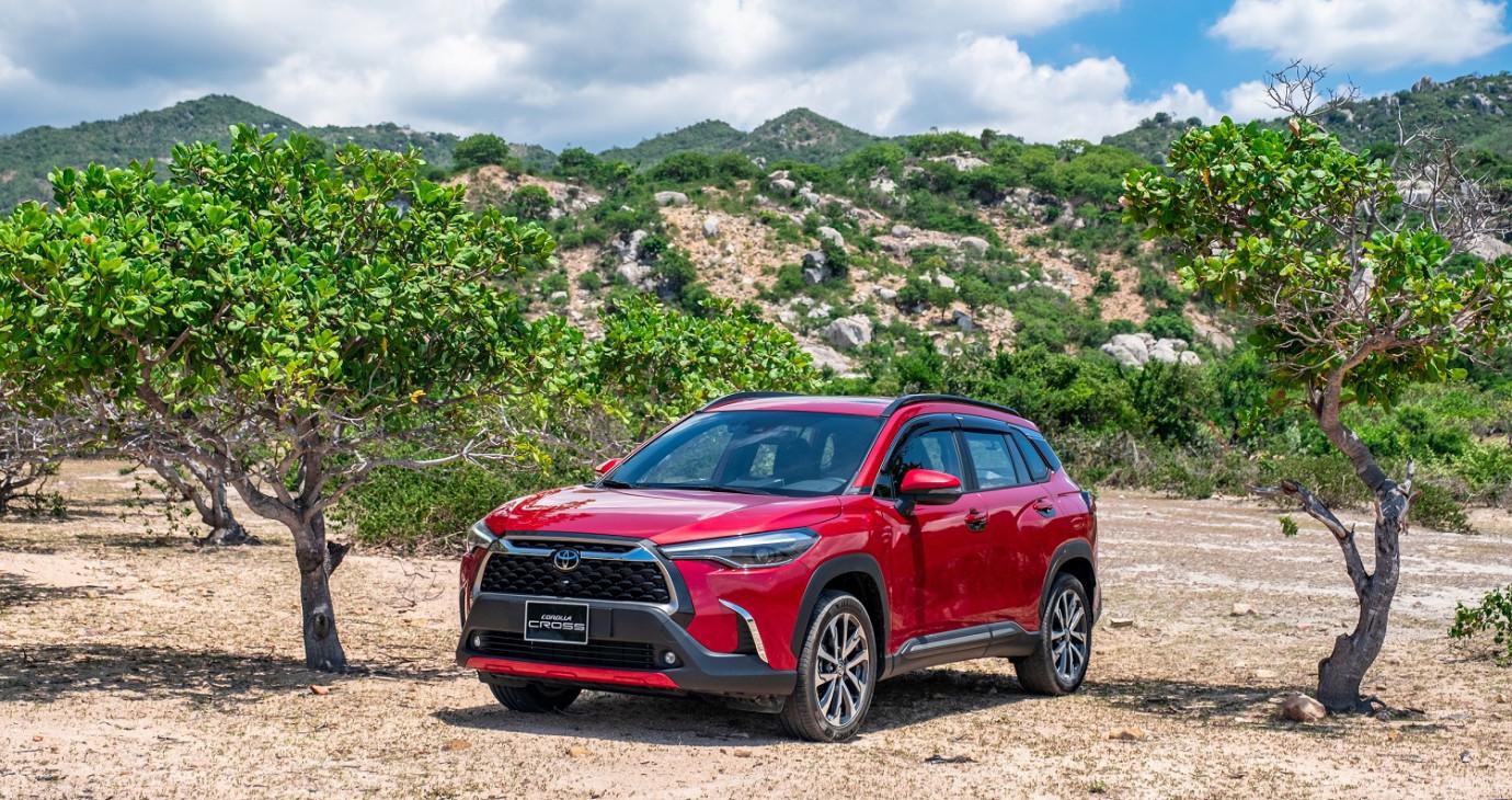 Toyota Việt Nam lập kỷ lục doanh số với hơn 9.600 xe bán ra