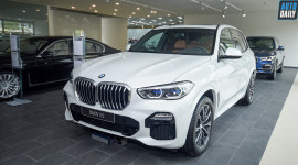 Chi tiết BMW X5 M-Sport giá 4,5 tỷ đồng tại Việt Nam