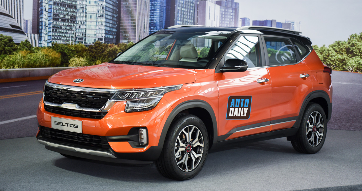 Phân khúc SUV cỡ nhỏ tháng 11/2020: Kia Seltos bán chạy nhất