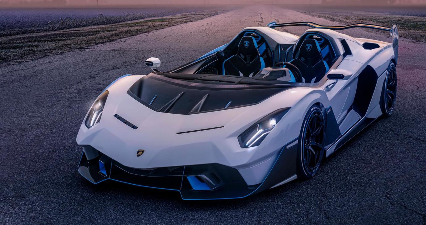 Lamborghini SC20 - Siêu phẩm có một không hai