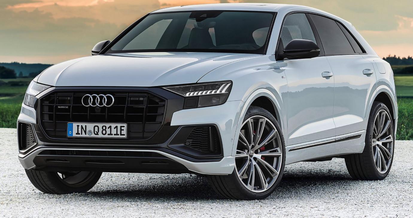 Audi Q8 TFSI e quattro 2021 - SUV Coupe siêu tiết kiệm, dưới 3 lít/100km