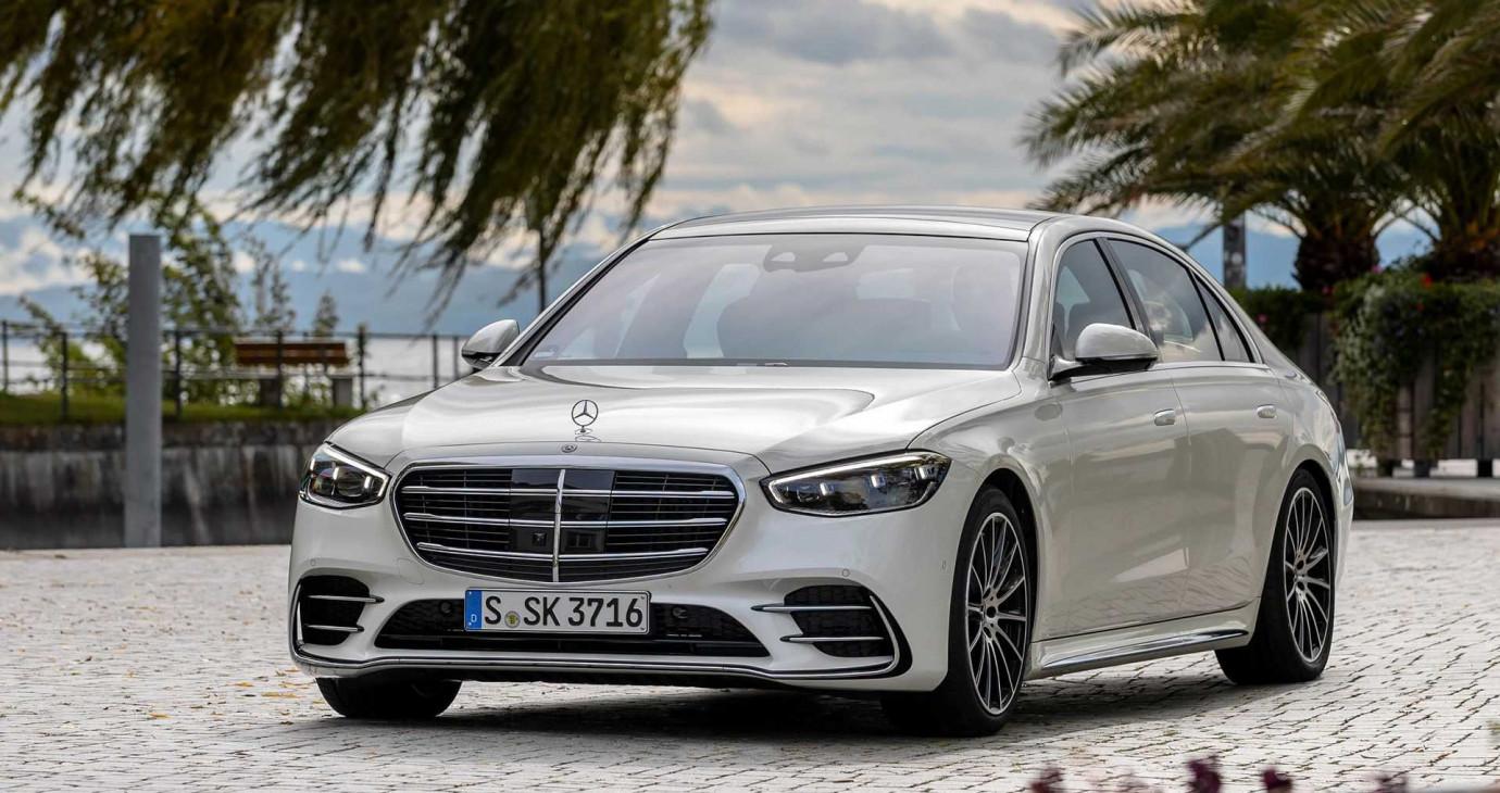 Bán ra tại Mỹ, Mercedes-Benz S-Class 2021 giá cao nhất 131.000 USD
