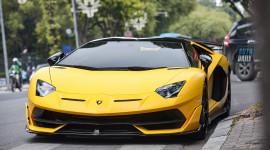 Lamborghini Aventador SVJ Roadster sản xuất chỉ 800 chiếc đầu tiên về Việt Nam