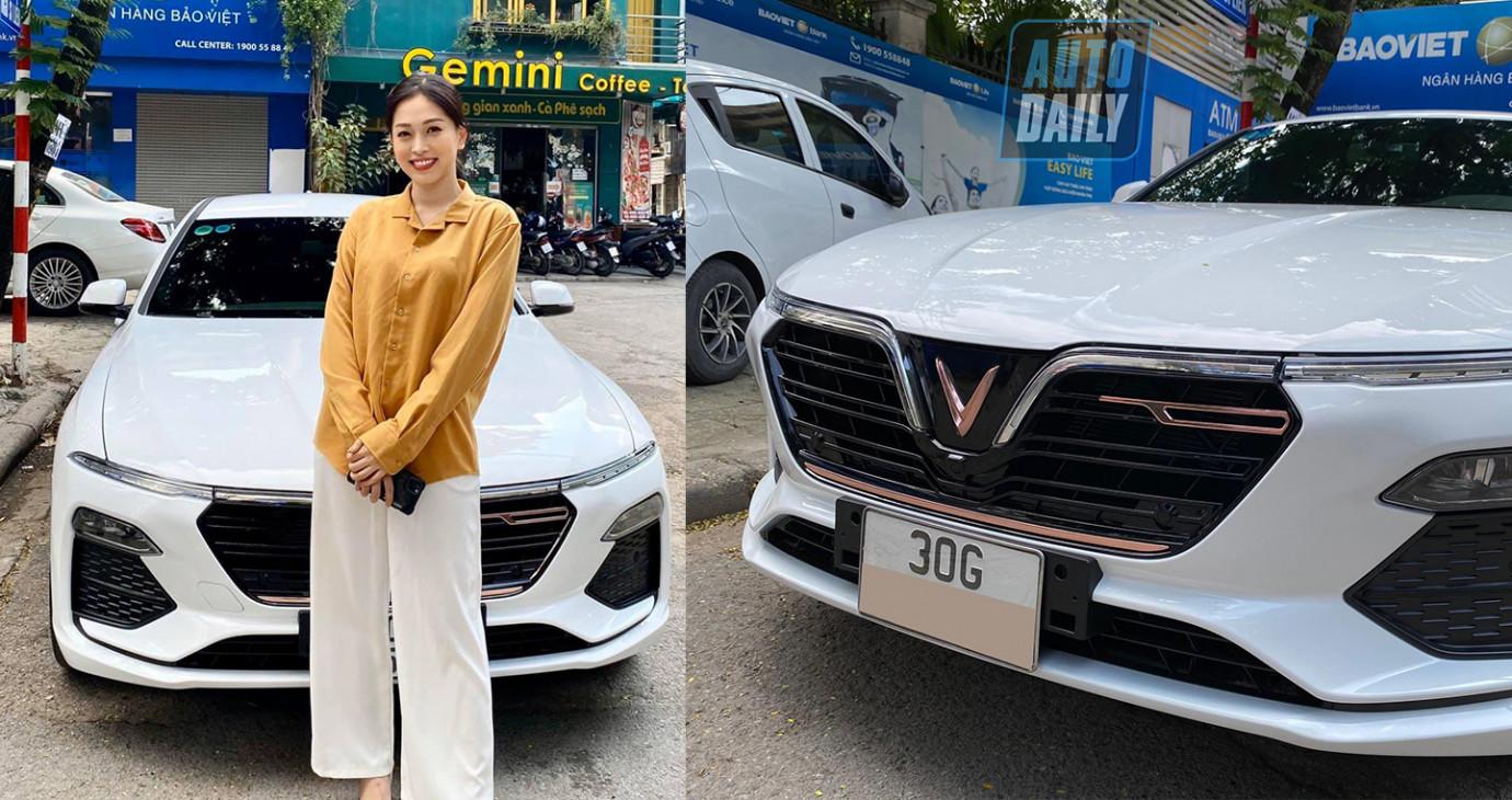 Những gương mặt nổi tiếng mua xe VinFast