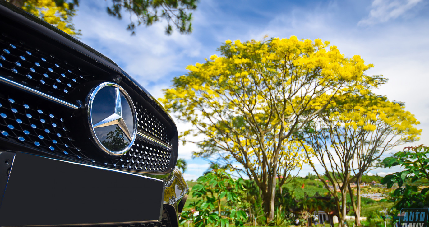Mercedes-Heritage Photo Tour 2020: Du khảo giữa mùa hoa