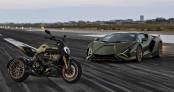 Ducati Diavel 1260 Lamborghini sắp về Việt Nam