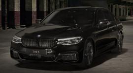 """BMW 5 Series phiên bản """"Bóng đêm"""" có giá từ 97.300 USD tại Malaysia"""