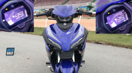 Test Max Speed Yamaha Exciter 155 VVA