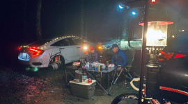 Trải nghiệm Honda Civic và CR-V theo CHẤT của một Iron Man