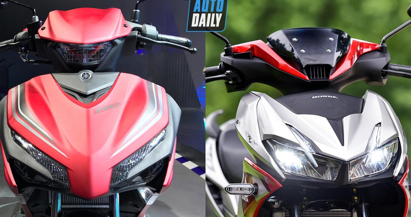 So sánh Yamaha Exciter 155 VVA và Honda Winner X ABS
