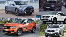 5 mẫu xe 'Bom tấn' ra mắt thị trường Việt Nam trong năm 2020