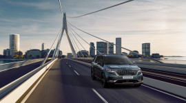Kia Sedona 2021 chốt giá 38.760 USD tại Úc, chờ về Việt Nam