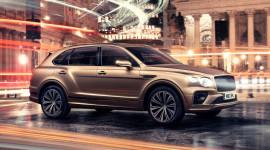 Bentley Bentayga Hybrid 2021 ra mắt: SUV siêu sang 'ăn xăng như ngửi'