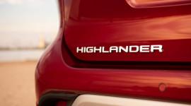 Toyota Highlander sắp có thêm phiên bản sang chảnh và đỉnh cao hơn?
