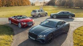 Bất chấp đại dịch Covid-19, Bentley vẫn đạt doanh số kỷ lục trong năm 2020