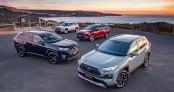 25 xe bán chạy nhất nước Mỹ trong năm 2020