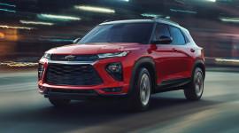 Chevrolet Trailblazer 2021 đắt khách ngoài mong đợi, sản xuất không kịp bán