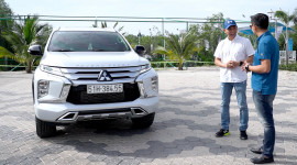 Người dùng chia sẻ những lý do xuống tiền tậu Mitsubishi Pajero Sport