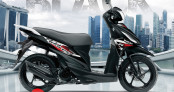 Suzuki Address 2021 ra mắt tại Việt Nam, giá từ 28,29 triệu đồng