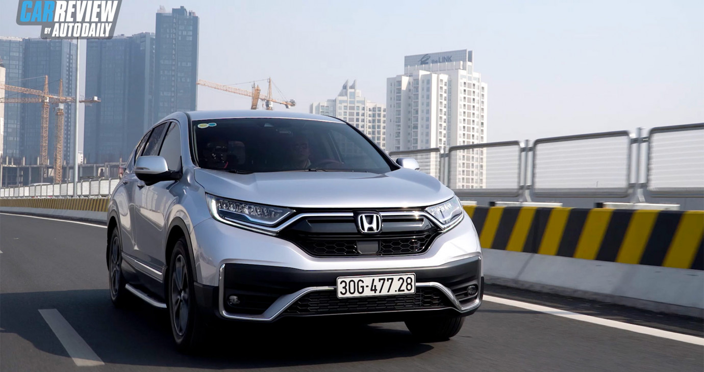Người dùng chia sẻ về hệ thống an toàn Honda Sensing - Trợ lý đắc lực