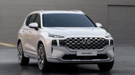 Hyundai Santa Fe thế hệ mới có thể ra mắt sớm hơn dự kiến, quyết đấu Kia Sorento