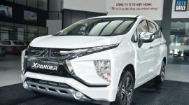 Mitsubishi Xpander áp đảo thị phần phân khúc MPV Việt Nam năm 2020