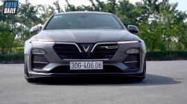 Đánh bại Camry, VinFast Lux A2.0 giành ngôi vương phân khúc sedan tầm giá 1 tỷ đồng