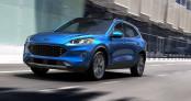 Ford Escape phiên bản 3 hàng ghế sắp ra mắt, 'nhắm thẳng' Honda CR-V