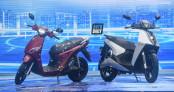 VinFast ra mắt 2 mẫu xe máy điện mới Theon và Feliz