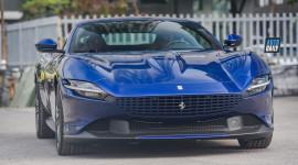 Chi tiết Ferrari Roma đầu tiên về Việt Nam